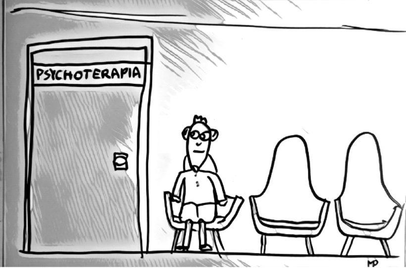 pierwsze spotkanie z psychoterapeutą